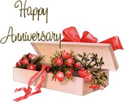 wedding anniversary wedding anniversary gif wishes 9to5animations