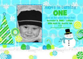 131 best winter birthday and baby shower invitations images on
