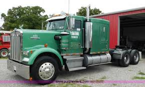 kw semi trucks for sale 1993 kenworth w900 semi truck item l5842 sold june 23 t