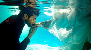underwater wedding underwater wedding shoots with mesmerising images is kerala s