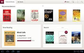 reader for android sony reader android app for tablets the ebook reader