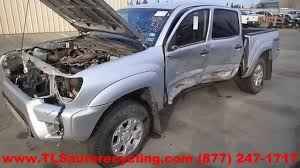 lexus tacoma parts parting out 2012 toyota tacoma stock 5004yl tls auto recycling