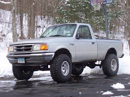 ranger ford lifted ryanbest7 1997 ford ranger regular cab specs photos modification