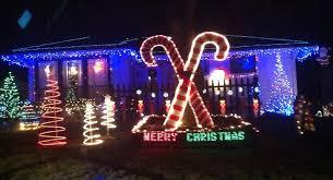 champaign urbana area christmas lights guide