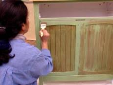 how to stain and seal unfinished cabinets how to stain wood cabinets how tos diy