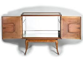 Mirrored Bar Cabinet Osvaldo Borsani Mirrored Bar Cabinet