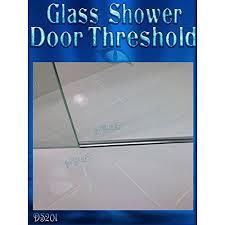 Leaking Shower Door 80 Ds201 32 Chrome Finish Shower Glass Door Threshold