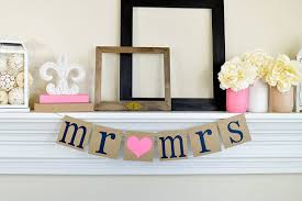 mr mrs wedding table decorations mr mrs table sign chair signs wedding banners wedding sign