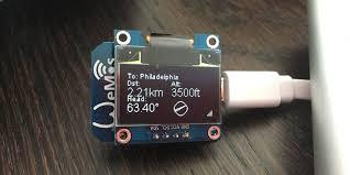 Wohnzimmer Zuerich Esp8266 Based Plane Spotter U2013 How To Arduino Ssd1306 Esp8266