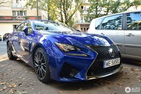 lexus rc f stance lexus rc f 30 september 2017 autogespot