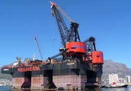 Offshore Construction Vessel Heavy Lift Specialist