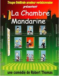 la chambre mandarine 10 fév pièce de théâtre à veyre monton 63 fondation sclé