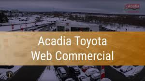 toyota web acadia toyota is the 1 automotive dealership in atlantic canada
