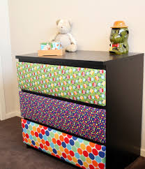 Ikea Hack Dresser by Upholstered Drawers Ikea Malm Malm And Drawers