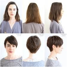 a life changing haircut done the salon in la ramirez tran salon
