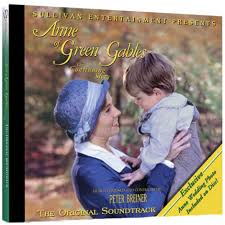 anne of green gables the continuing story original soundtrack cd