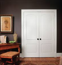 Doors Interior Bypass Door For Bedroom Closets Different Style Ideas For