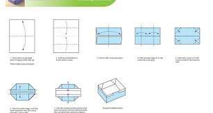 Paper Origami Box - 17 top photos ideas for steps to make a paper box lentine marine