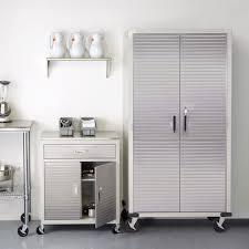 Roller Door Cabinets Garage Garage Storage Cabinets With Doors Metal Shop Cabinets