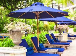 Wood Patio Umbrellas Wooden Patio Umbrellas Patioliving