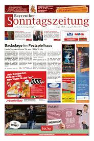 Ewe K Hen Bayreuther Sonntagszeitung Vom 11 10 2015 By Bayreuther