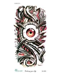 tattoo arm design compare prices on mechanical tattoos online shopping buy low
