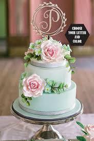 letter cake topper p letter cake topper wedding cake topper unique cake topper
