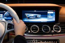 mercedes digital dashboard 2017 mercedes benz e class 12 interior design features