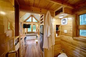 inside tiny house on wheels interior design
