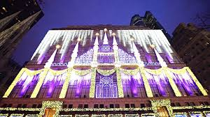 saks fifth avenue lights fifth avenue boutique videos and b roll footage getty images