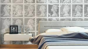 design tapete vintage tapete mit retro flair nostalgische wandgestaltung mit