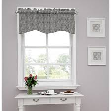 Kitchen Curtains And Valances Windows Affordable Way To Transform Your Kitchen Window Using