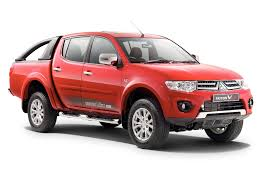 mitsubishi triton gets a facelift u2013 drive safe and fast