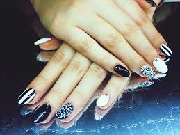 do you go to a salon to get your nails done these are the