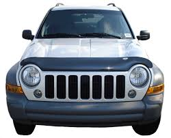 liberty jeep 2007 amazon com auto ventshade 24726 bugflector ii hood shield automotive