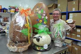 big easter eggs are these manchester s easter eggs chocolate shell