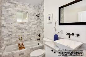 interesting bathroom tile ideas modern with tub and shower work