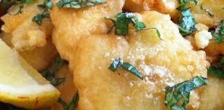 cuisiner du fenouil beignets de fenouil au basilic pas cher recette sur cuisine actuelle