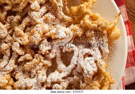 funnel cake stock photos u0026 funnel cake stock images alamy