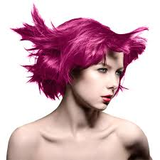 fuschia manic panic fuchsia shock high voltage classic hair dye hair colour