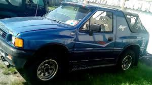 isuzu amigo hardtop blue isuzu amigo for sale 585 360 5369 on e wautoma beach road