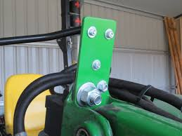 mounting mirror on tractor