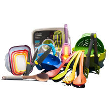 kitchen essential joseph joseph 33 piece kitchen essential tools starter set at