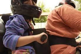 si e enfant scooter la moto une activité familiale marc durivage moto