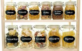 labels for kitchen canisters chalkboard labels complete bundle 73 premium