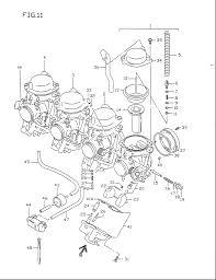 emissions control equipment info u002796 suzuki gsxr 750 pnw riders