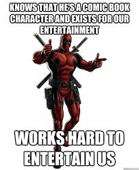 Deadpool Memes - good guy deadpool memes quickmeme