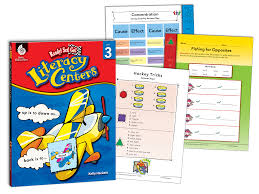 literacy centers teachers classroom resources