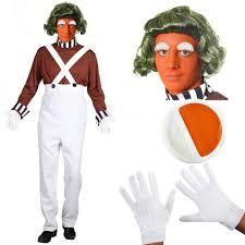 Oompa Loompa Costume Oompa Loompa Costume Book Week Day Fancy Dress