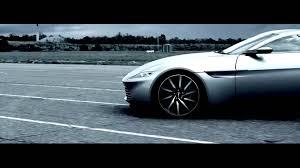 Aston Martin Db10 James Bond S Car From Spectre Built For Bond Aston Martin Db10 Youtube